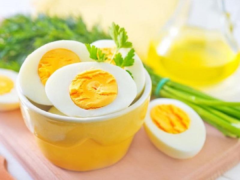 Trứng rất tốt nhưng người bị u xơ tử cung lại không nên ăn