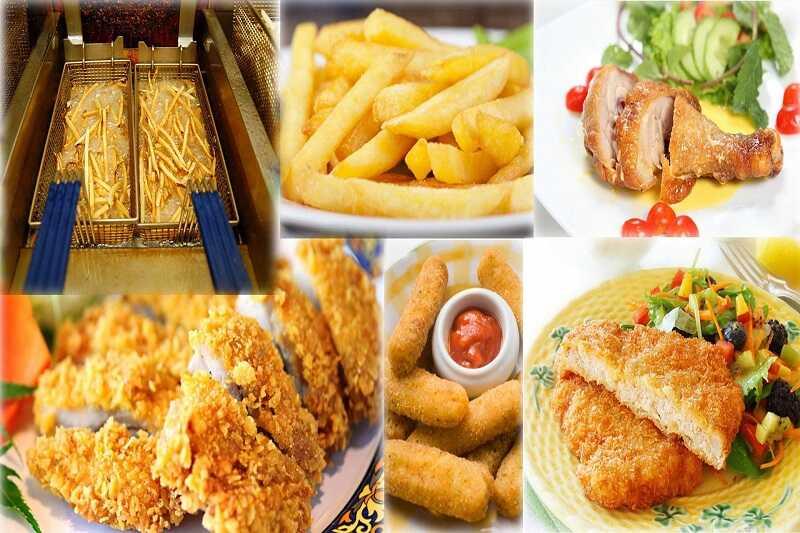 Những loại đồ ăn nhanh có nhiều chất béo cũng không nên dùng