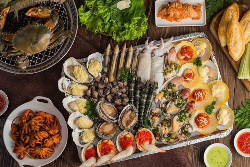 Người bệnh vẫn có thể sử dụng hải sản với một liều lượng nhất định