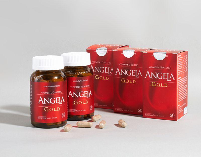 Sâm Angela giúp tăng cường sức khỏe, sinh lý cho nữ giới