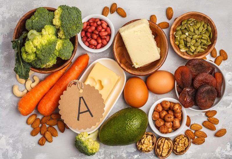 Tìm hiểu vai trò của vitamin A đối với bệnh nhân u xơ tử cung