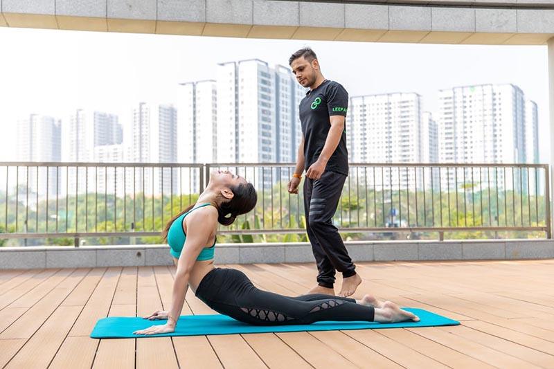 Áp dụng bài tập chữa tiểu đường bằng yoga