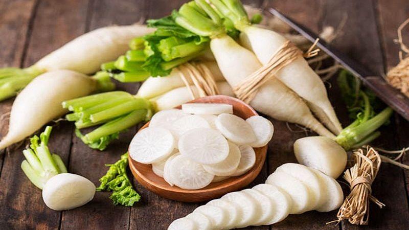 Mẹo trị ho lâu ngày không dứt từ củ cải trắng