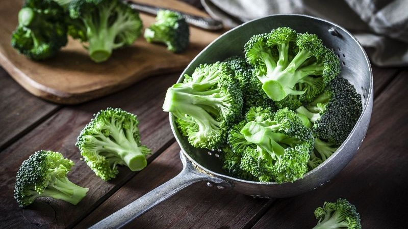 Người bệnh tiểu đường nên ăn nhiều bông cải xanh