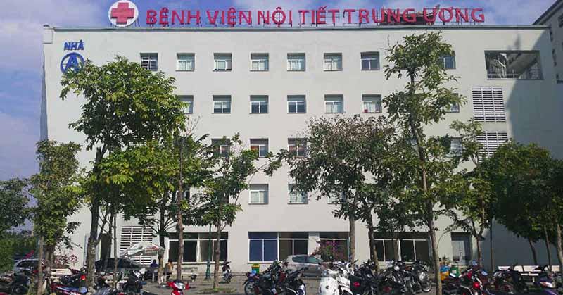 Bệnh viện Nội tiết Trung ương là địa chỉ khám chữa tiểu đường uy tín, chất lượng