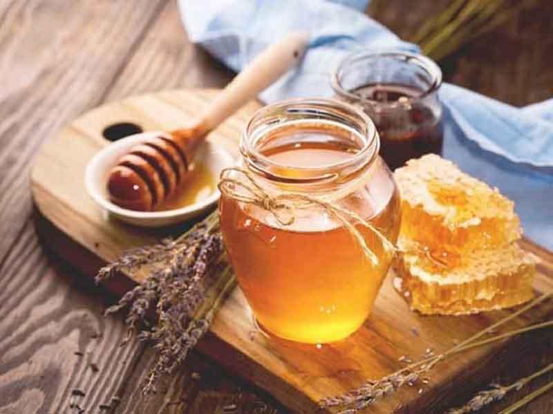 Mật ong là chất khử trùng vết thương tự nhiên