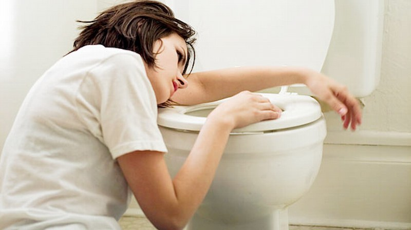 Đau bụng dưới bên trái nữ có thể do rối loạn tiêu hóa gây ra