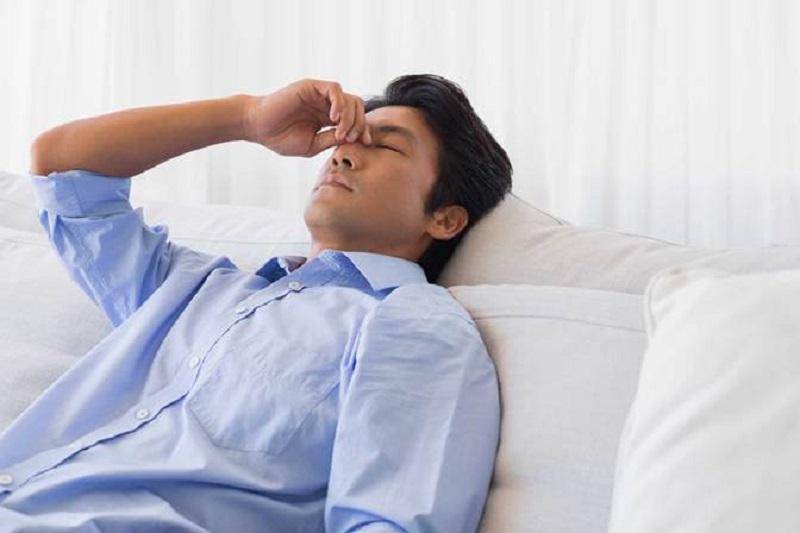 Người bị tiểu đường tuýp 1 sẽ thường xuyên cảm thấy mệt mỏi mặc dù không làm việc