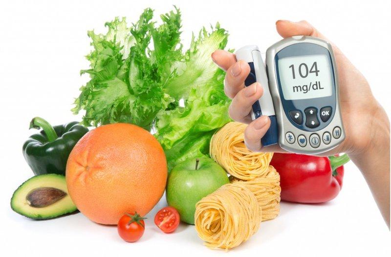 Các chất xơ có trong rau của quả tươi rất tốt cho người bệnh tiểu đường