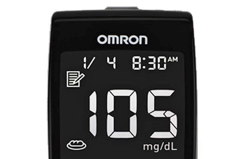 May đo tiểu đường của Nhật Omron HGM111