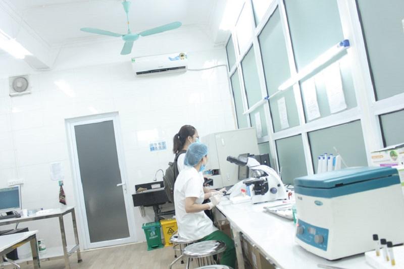 Trung tâm phụ Khoa Đông Y ứng dụng nhiều biện pháp chẩn đoán hiện đại