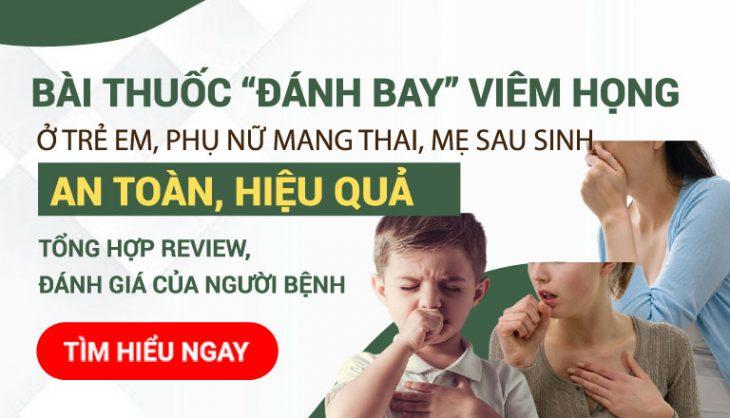 Thanh Hầu Bổ Phế Thang