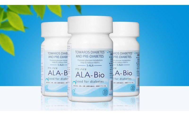 Ala-Bio được bào chế dưới dạng viên uống