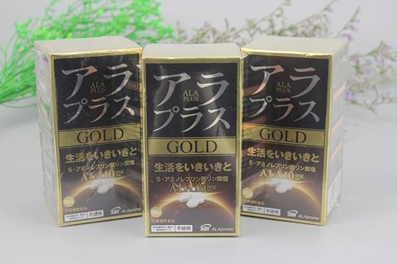 Thuốc tiểu đường của Nhật Ala Plus Gold