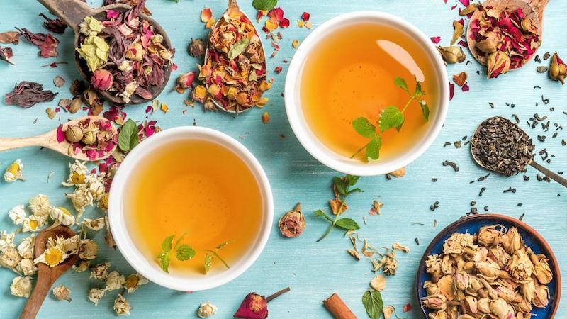 Không nên bỏ qua trà thảo mộc khi điều trị bệnh tiêu chảy