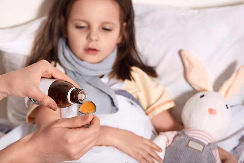 Siro trị ho sổ mũi có tác dụng ngăn ngừa triệu chứng bệnh