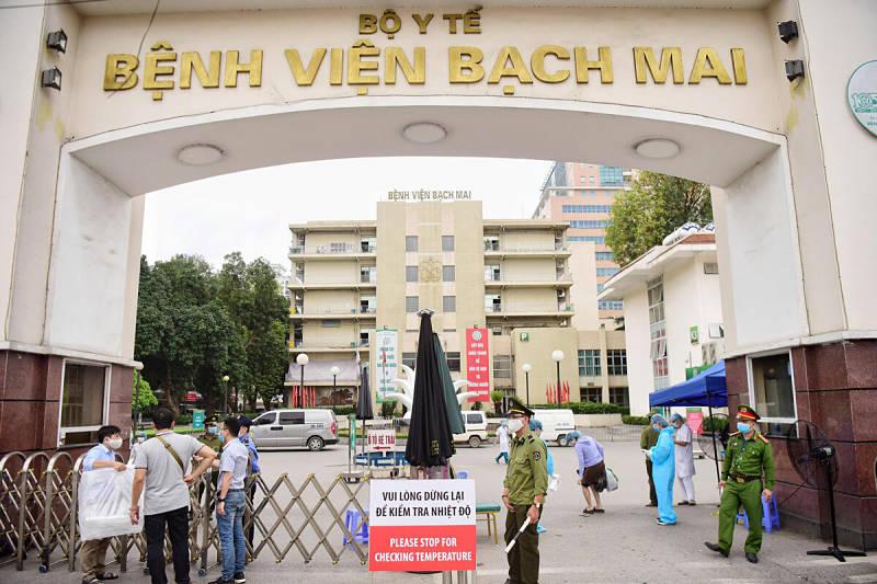 Bệnh viện Bạch Mai là địa chỉ thăm khám nhi khoa uy tín mà bố mẹ nên lựa chọn