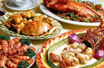 Bé bị ho mẹ nên kiêng ăn gì? Hải sản, đồ tanh
