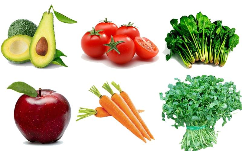 Người bệnh cần cân bằng dinh dưỡng trong mỗi bữa ăn