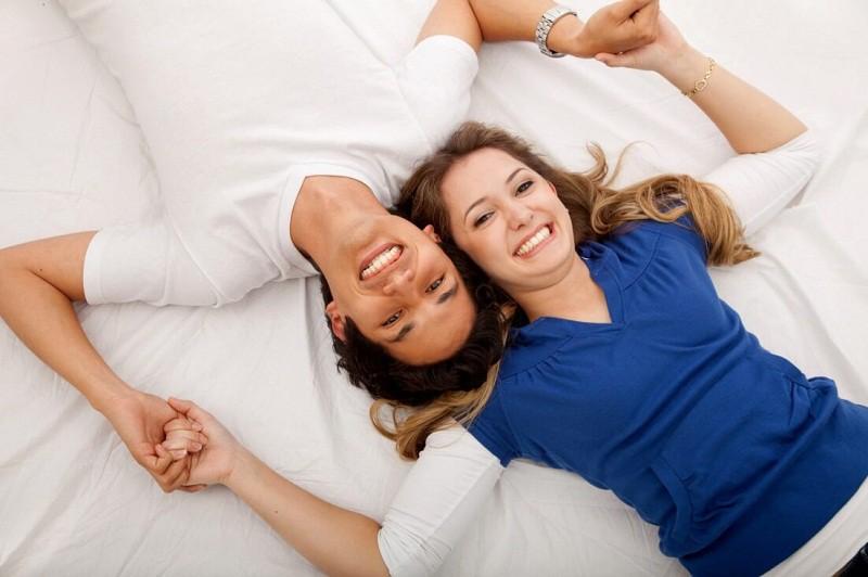 Tin vui cho các cặp đôi đó là bệnh tiểu đường không hề lây qua đường tình dục