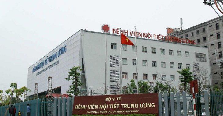 Bệnh viện nội tiết trung ương
