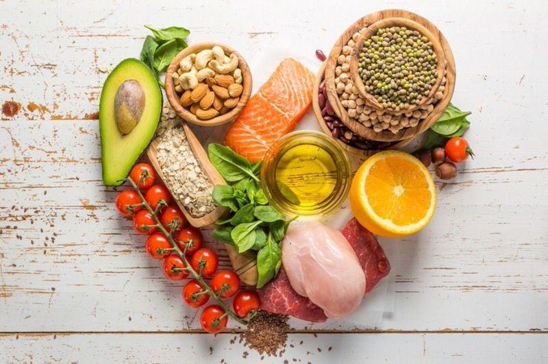 Người bị hở van tim nên có chế độ ăn uống lành mạnh, khoa học
