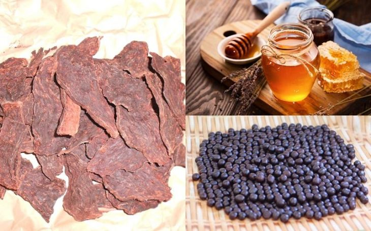 Sử dụng hà thủ ô với nguyên liệu mật ong đúng liều lượng để đạt kết quả tốt nhất