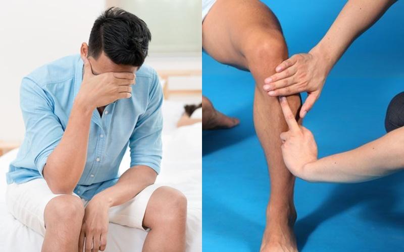 Bấm huyệt hạ tam lý chữa yếu sinh lý hiệu quả