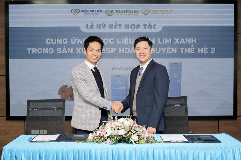 Viện Da liễu Hà Nội - Sài Gòn đẩy mạnh hợp tác cả trong nước và quốc tế