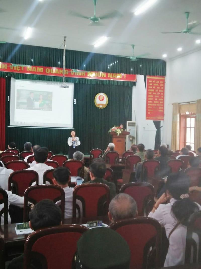 """Quân Dân 102 triển khai hoạt động """"Vì sức khỏe Cộng Đồng"""" tại Thị xã Mỹ Hào, Hưng Yên"""
