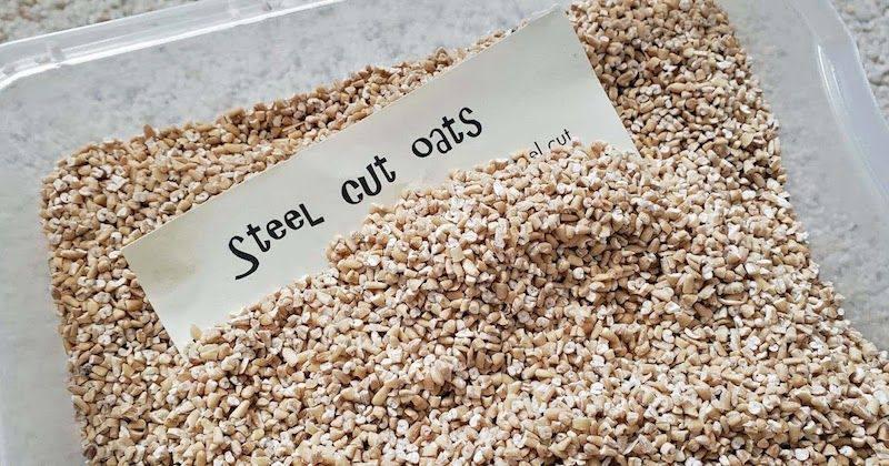 Yến mạch Steel cut là loại yến mạch được các bác sĩ khuyên người bệnh tiểu đường nên dùng