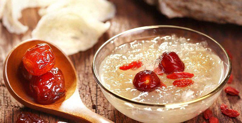 Tiểu đường chưng táo đỏ hạt sen là món ăn mà người bệnh nên sử dụng