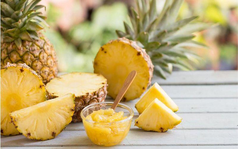 Dứa là loại trái cây giàu dinh dưỡng và rất tốt cho sức khỏe của con người