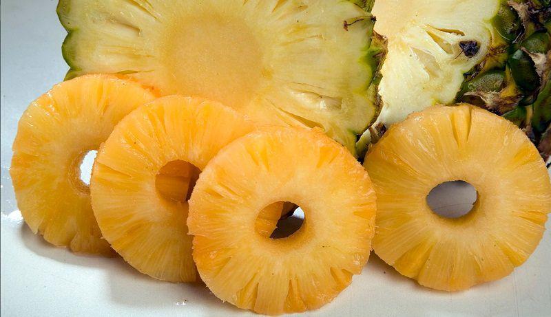 Người bị tiểu đường thai kỳ chỉ nên ăn 1/2 trái dứa mỗi ngày