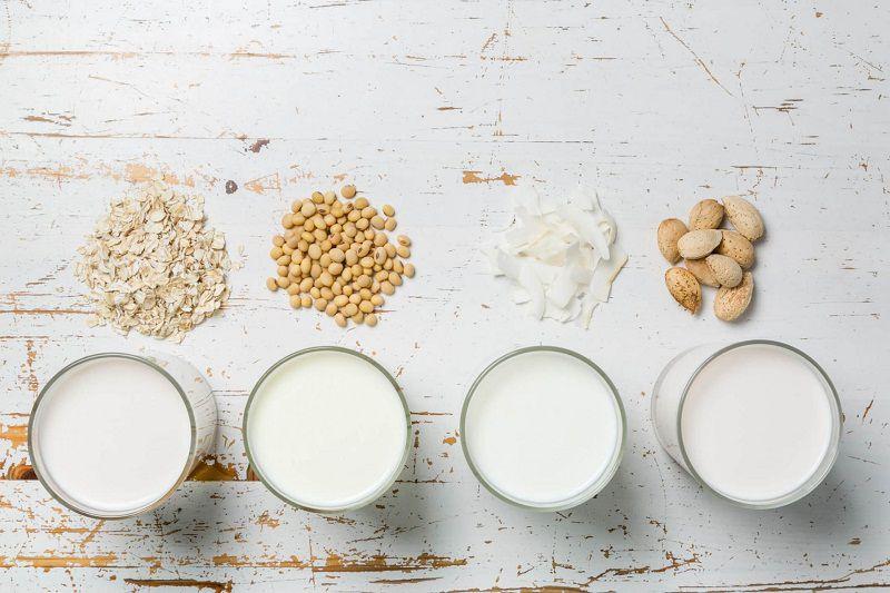 Các loại sữa có nguồn gốc thực vật là một lựa chọn hoàn hảo cho những người bị tiểu đường thai kỳ