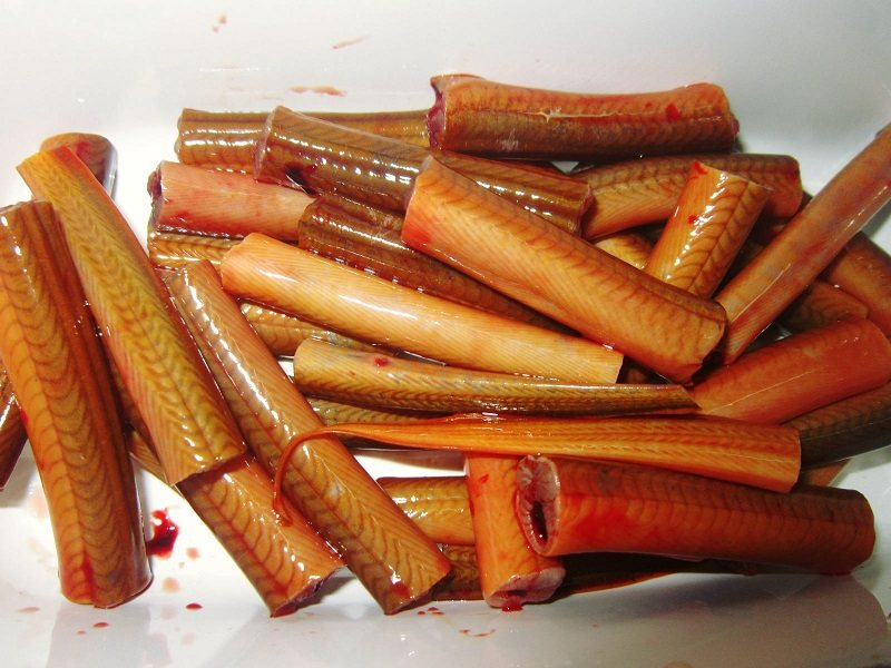 Thịt lươn rất giàu dinh dưỡng tốt cho cơ thể trẻ nhỏ