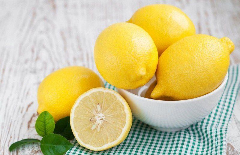 Chanh tươi có tính axit cao nên rất tốt trong sát khuẩn, chống viêm