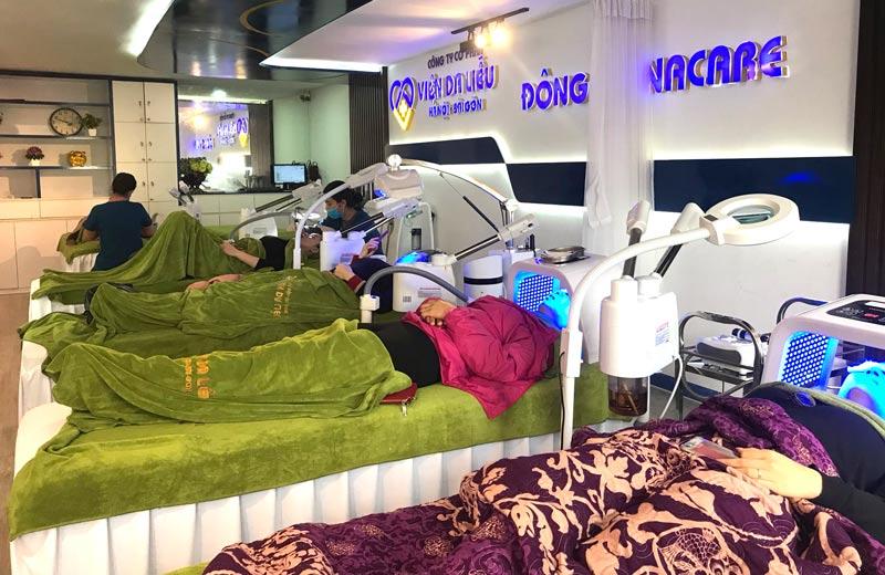 Viện Da liễu Hà Nội - Sài Gòn luôn cập nhật các giải pháp điều trị tân tiến trên thế giới