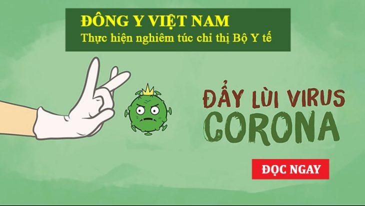 Đông y Việt Nam thực hiện chỉ thị của Bộ Y tế về phòng chống dịch COVID - 19