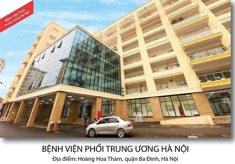 Bệnh viện Phổi trung ương là địa chỉ thăm khám uy tín dành cho các bệnh nhân thắc mắc bà bầu bị ho khám ở đâu