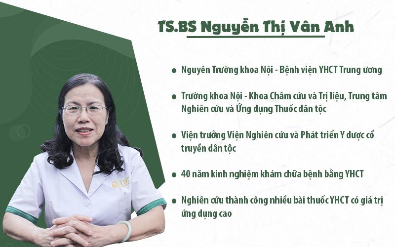 TS.BS Nguyễn Thị Vân Anh đánh giá về giải pháp điều trị viêm da Quân dân 102