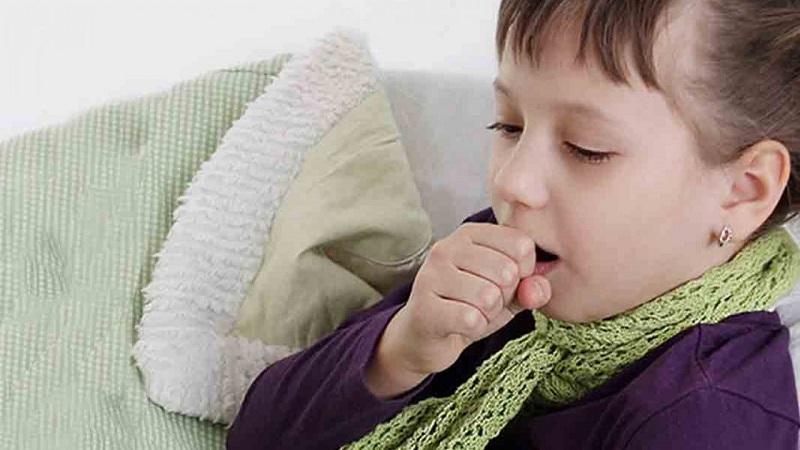 Ho là biểu hiện thường gặp ở trẻ nhỏ khi thời tiết thay đổi hoặc bị vi khuẩn tấn công