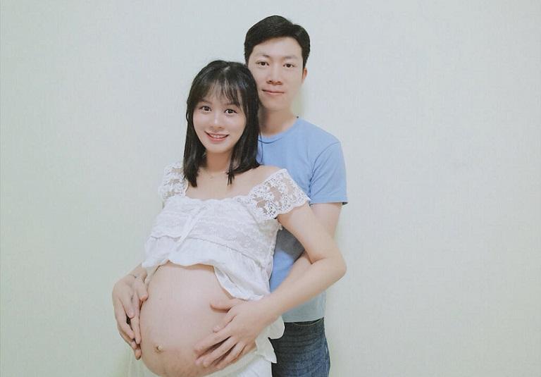 Nhờ Quân dân 102, chị Hà điều trị thành công mề đay khi mang thai