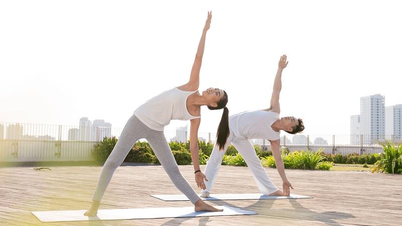 Thường xuyên tập thể dục, rèn luyện thân thể để lục phủ ngũ tạng khỏe mạnh