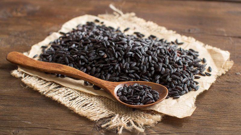Gạo nếp cẩm là một loại gạo rất giàu dinh dưỡng