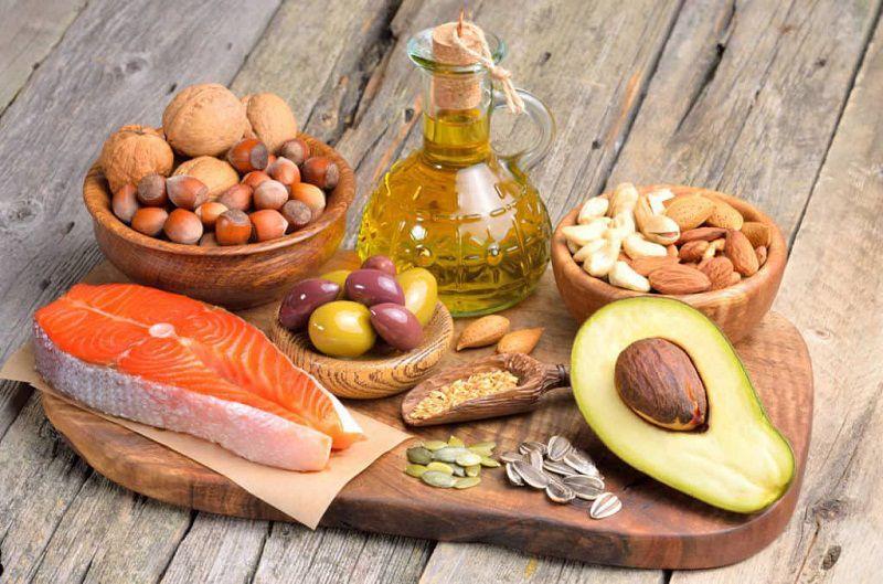 Người tiểu đường nên sử dụng các loại chất béo từ dầu thực vật và bơ
