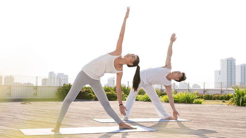 Tập luyện thể dục thể thao hàng ngày cũng là cách giúp tăng cân an toàn cho bệnh nhân tiểu đường