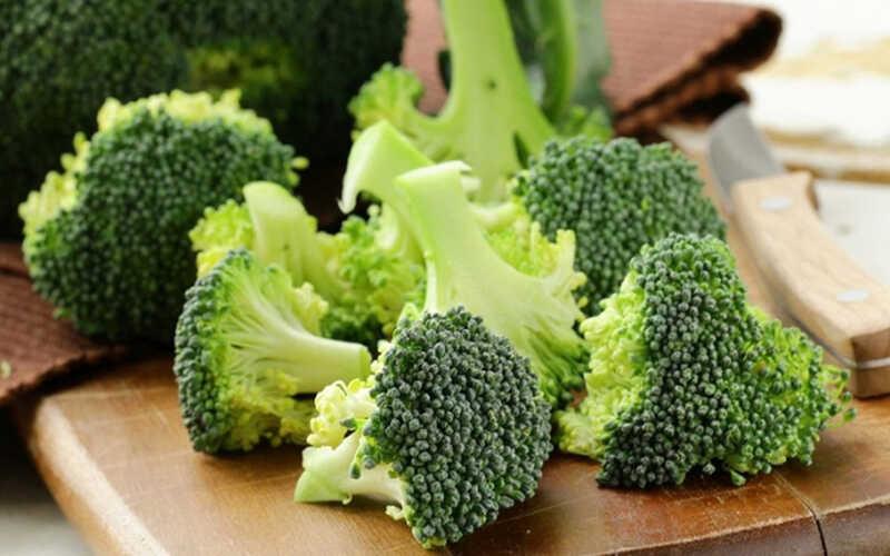 Bông cải xanh chứa nhiều chất sulforaphane giúp kiểm soát lượng đường huyết rất tốt