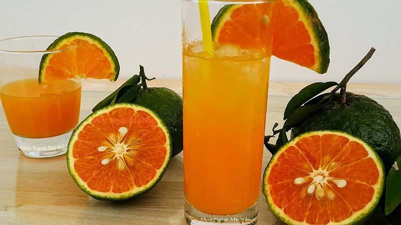 Các chuyên gia cho biết bệnh nhân bị tiểu đường hoàn toàn có thể bổ sung nước cam