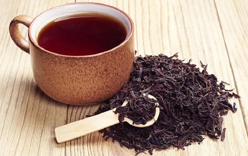 Trà đen chứa các thành phần thực vật mạnh mẽ như: Theaflavins, thearubigins…